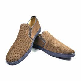 Muške cipele - Casual - 01 - Braon