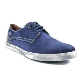 Muške cipele - Veliki brojevi - 3660-G - Teget