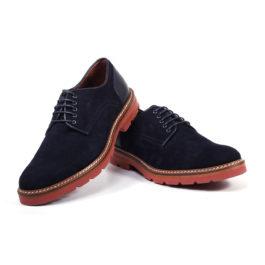 Muške cipele - Casual - 140630-08 - Teget