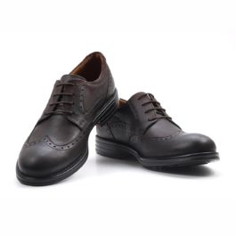 Muške cipele - Casual - 5357-2 - Tamno braon