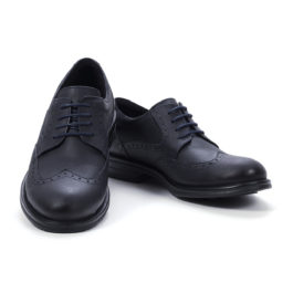 Muške cipele - Casual - 5357-2 - Tamno teget