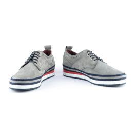 Muške cipele - Casual - 777R - Siva