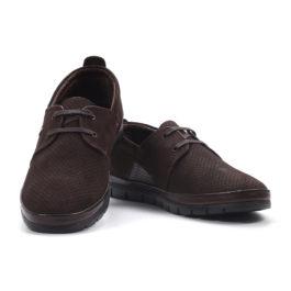 Muške cipele - Casual - AR - Tamno braon