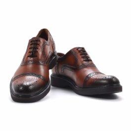 Muške cipele - Casual - Z-02 - Braon