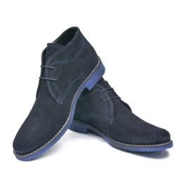Muške cipele - Duboke - 141040-81 - Teget