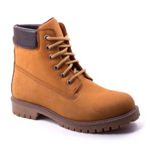 Muške cipele - Duboke - 2205 - Žuta