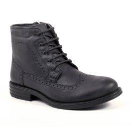 Muške cipele - Duboke - 5357-5- Crna
