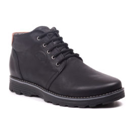 Muške cipele - Duboke - 7921 - Crna