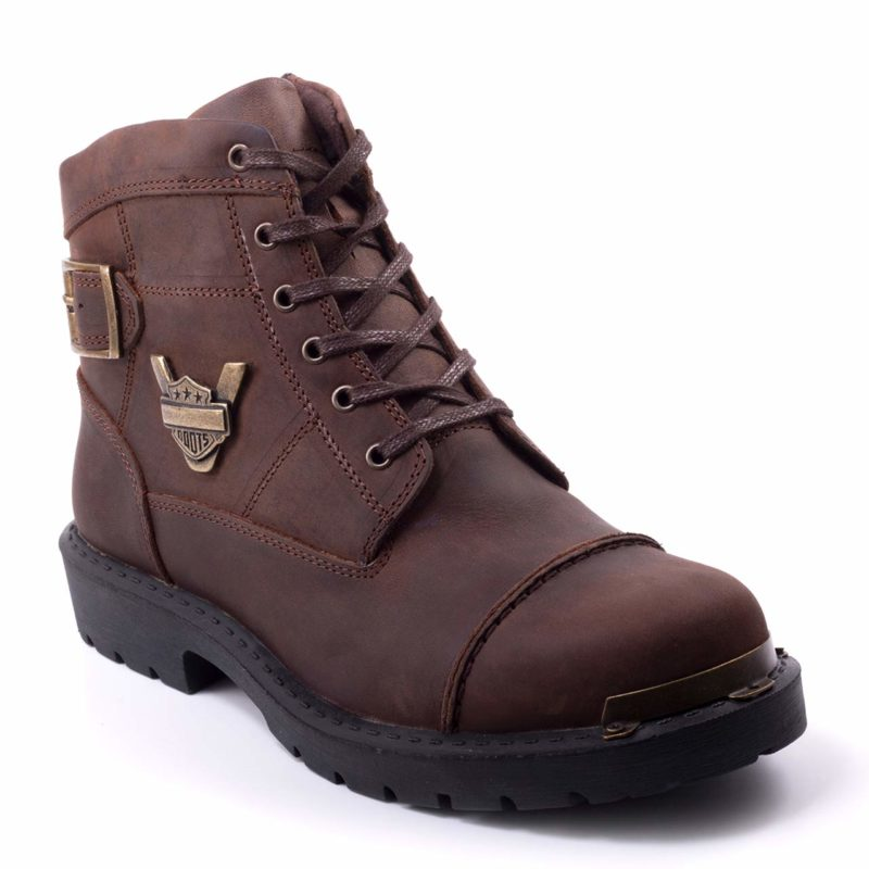Muške cipele - Duboke - HP-01 - Braon