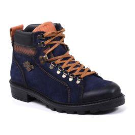 Muške cipele - Duboke - Mont - Teget