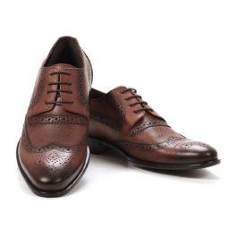 Muške cipele - Elegantne - 204 - Braon
