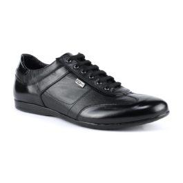 Muške cipele - Veliki brojevi - 3005 - Crna