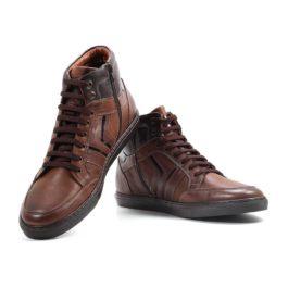 Muške cipele - Veliki brojevi - 3512 - Guliver - Braon