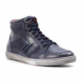 Muške cipele - Veliki brojevi - 3512 - Guliver - Teget
