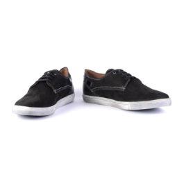 Muške cipele - Veliki brojevi - 3660-G - Crna