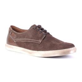 Muške cipele - Veliki brojevi - 3660-G - Tamno braon
