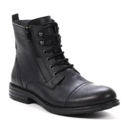 Muške cipele - Duboke - 5357-6 - Crna