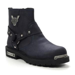 Muške cipele - Duboke - HP-02 - Tamno teget