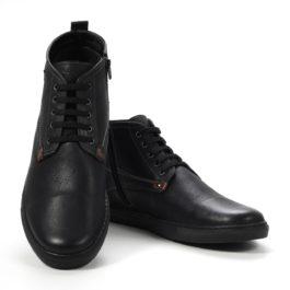 Muške cipele - Veliki brojevi - 4080- Crna