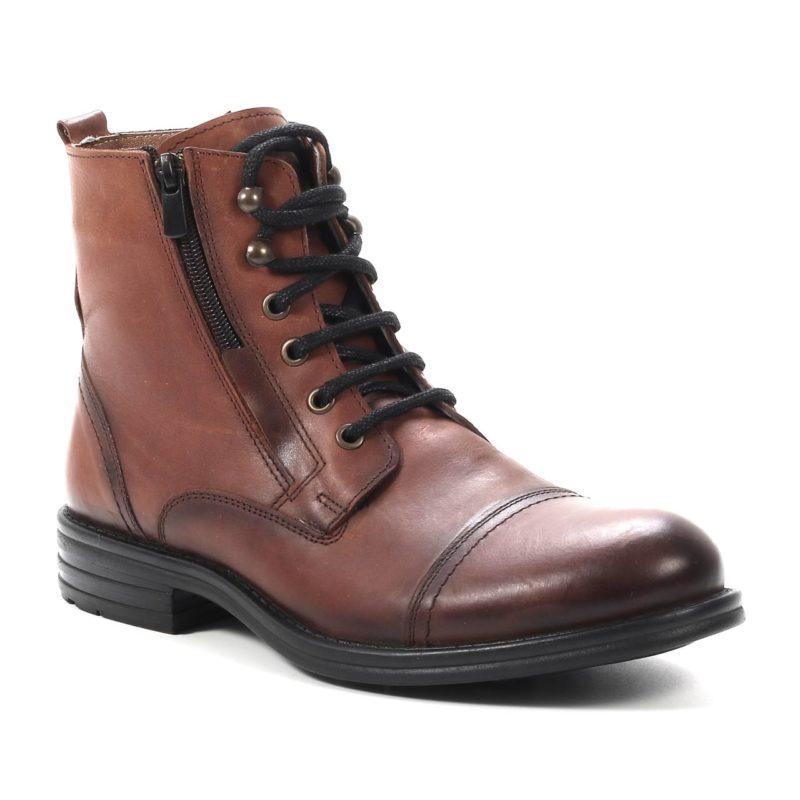 Muške cipele - Duboke - 5357-6 - Braon