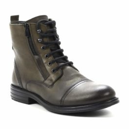 Muške cipele - Duboke - 5357-6 - Maslinasta
