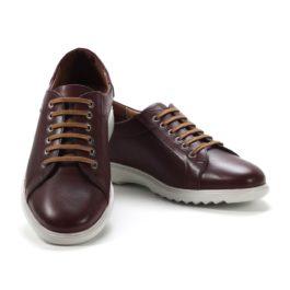Muške cipele - Casual - 361 - Bordo