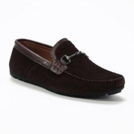 Muške cipele - Mokasine - MK02-1 - Tamno braon