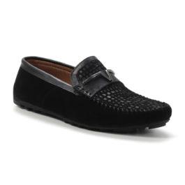 Muške cipele - Mokasine - MK02-2 - Crna