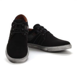 Muške cipele - Veliki brojevi - 4137 - Crna
