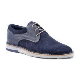 Muške cipele - Casual - Antik-1117-7 - Teget