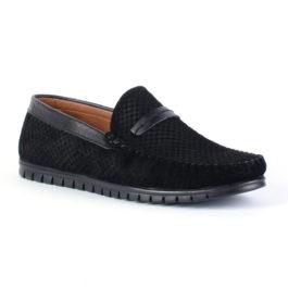 Muške cipele - Mokasine - MK03 - Crna