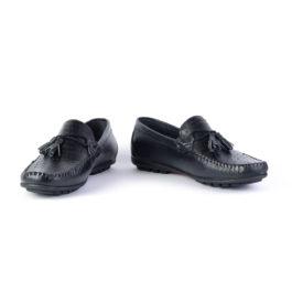 Muške cipele - Mokasine - Zook-01- Crna