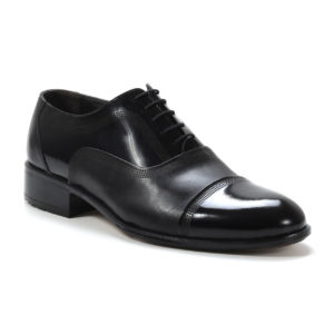Muške cipele - Elegantne - 108-2 - Crna