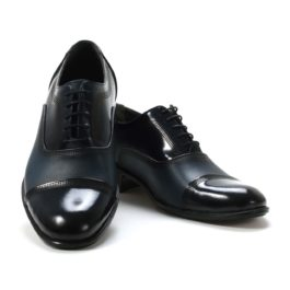 Muške cipele - Elegantne - 108-2 - Tamno teget