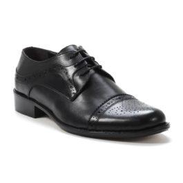 Muške cipele - Elegantne - 129 - Crna
