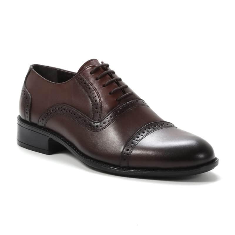 Muške cipele - Elegantne - K132 - Tamno braon