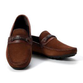 Muške cipele - Mokasine - MK04-2 - Braon