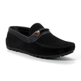 Muske cipele - Mokasine - MK04-1 - Crna