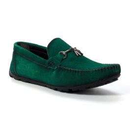 Muske cipele - Mokasine - MK04-3 - Zelena