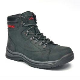 Muške cipele - Duboke - Hammer Jack 1145 - Crna