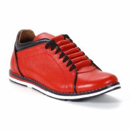 Muške cipele - Casual - 04-1 - Crvena