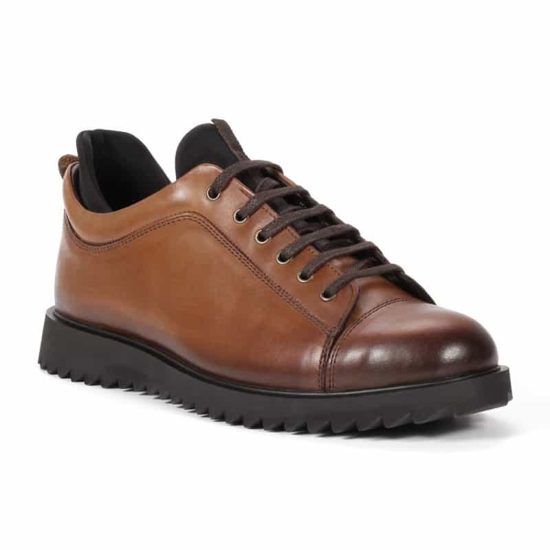 Muške cipele - Casual - 313 - Braon melirana
