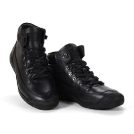 Muške cipele - Duboke - 25003 - Crna