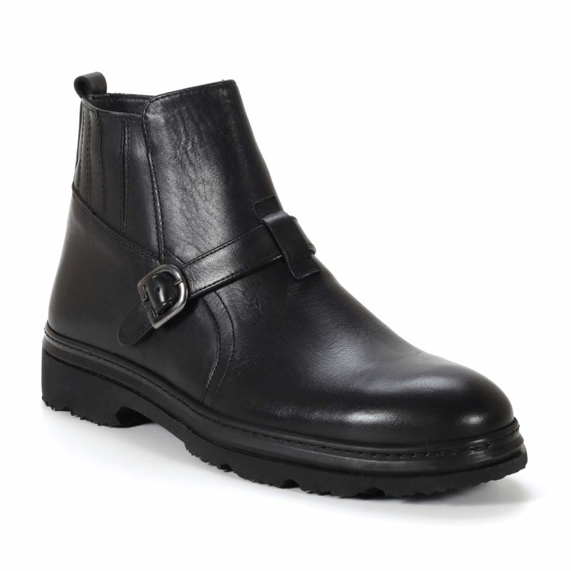 Muške cipele - Duboke - 2904 - Crna