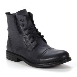 Muške cipele - Duboke - 5357-6 - Tamno teget