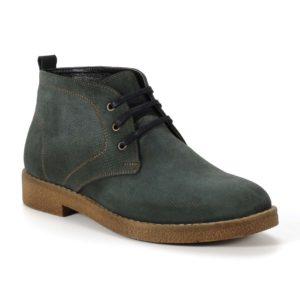 Muške cipele - Duboke - Astor - Zelena