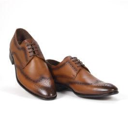 Muške cipele - Elegantne - 460 - Braon