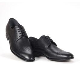 Muške cipele - Elegantne - 460 - Crna