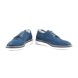 Muške cipele - Veliki brojevi - 18753 Guliver - Plava