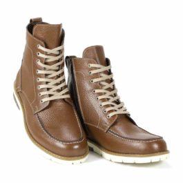 Muške cipele - Duboke - 517 - Svetlo braon